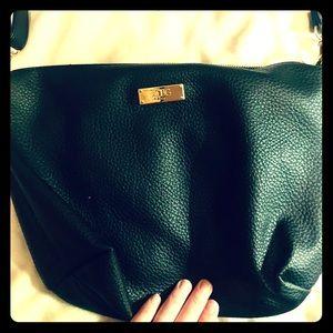 NWOT BCBG purse black
